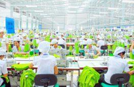 Áp dụng sản xuất tinh gọn tăng năng suất lao động ngành dệt may
