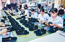 Giải pháp Andon giúp nâng cao sản lượng cho ngành da giày