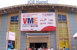 Triển lãm Vietnam Manufacturing Expo 2018 tại Hà Nội