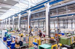 Nâng cao hiệu quả thiết bị tổng thể – Vai trò của sản xuất thông minh