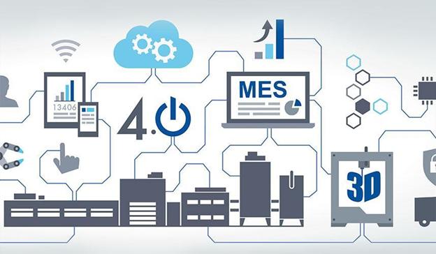 Hệ thống điều hành MES trong các nhà máy sản xuất