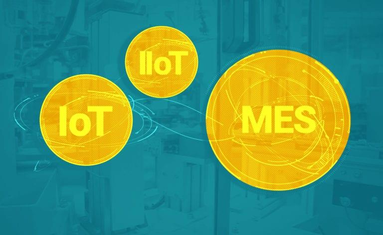 Hệ thống điều hàng thực thi sản xuất - MES